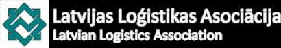 Latvijas Loģistikas Asociācija Logo